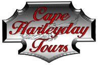 Cape Harleyday Tours (Chrome)